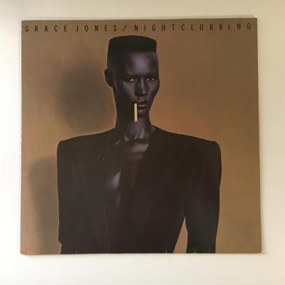 Grace Jones – Nightclubbing - LP vinyl