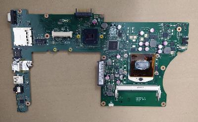 Asus X501A - základní deska, procesor