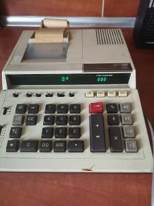 Tiskárna a kalkulačka Sharp Compet CS 2186