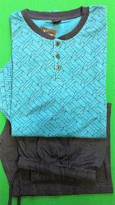Pánské letní pyžamo vel. 3XL,3XL, 5XL (2)