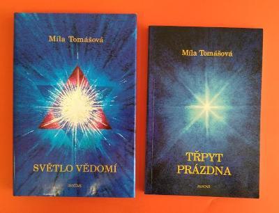 Míla Tomášová - Světlo vědomí / Třpyt prázdna