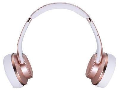 EVOLVEO SupremeSound E9,Bluetooth sluchátka a reproduktory 2v1, růžové