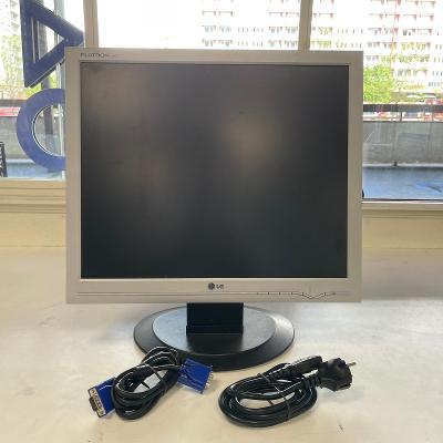 LCD Monitor LG Flatron L1917S-GN 19 palců