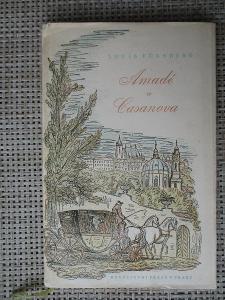 Fürnberg Louis - Amadé a Casanova mozartovská novela (1950)