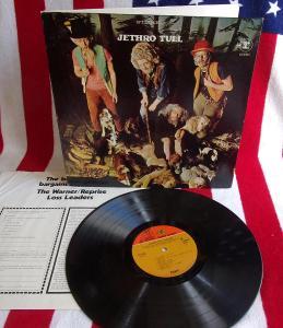 🔴 LP: JETHRO TULL - THIS WAS, jako nová MINT!!, 1st pressing USA 1968