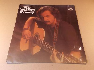 Spálený Petr DÍTĚ ŠTĚSTĚNY 1980 LP stereo
