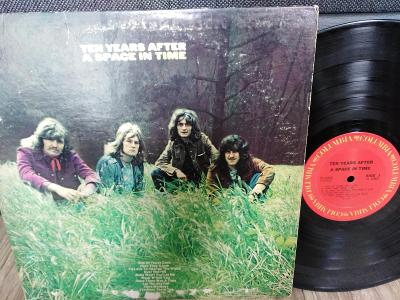 LP Ten Years After - A Space in Time, USA 1971