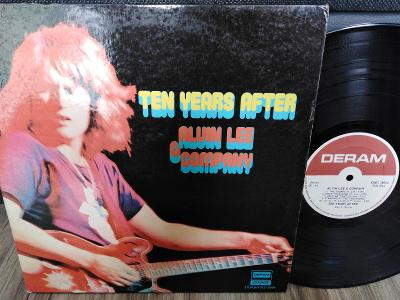 LP Ten Years After - Alvin Lee & Company, USA 1972