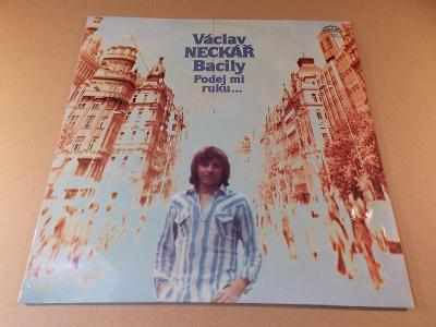Neckář V. a Bacily PODEJ MI RUKU... 1980 LP stereo stav A