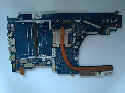 Základní deska z HP 15-db0031nc LA-G078P funkční
