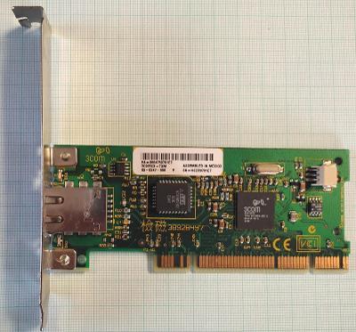 Síťová karta 3COM 3C905CX-TXM 10/100Mbit/s PCI
