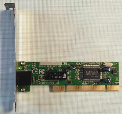 Síťová karta Realtek RTL8139D CH1208001951 10/100Mbit/s PCI