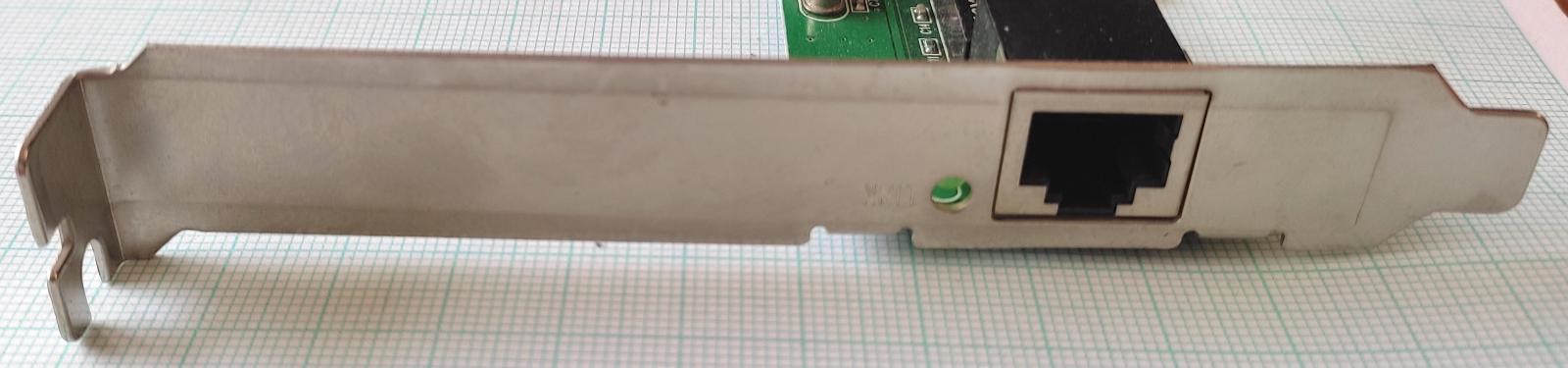 Síťová karta Realtek RTL8139D 10/100Mbit/s PCI - PC komponenty