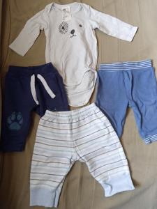 Oblečení pro miminko vel. 68
