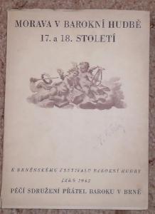 Morava v barokní hudbě 17. a 18. století
