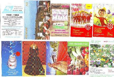 Ok 3 - kartičkové kalendáře