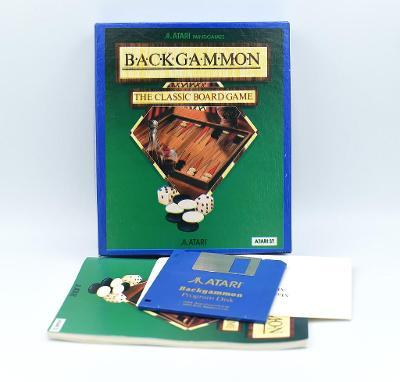 ***** Backgammon (Atari ST) *****