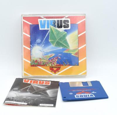 ***** Virus (Atari ST) *****
