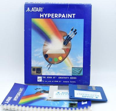 ***** Hyperpaint (Atari ST) *****
