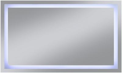 Nástěnné zrcadlo Trento s LED osvětlením 60x100 (98260525) _E616