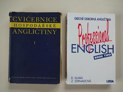 Staré učebnice angličtiny