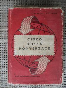 Rudolfová Lubomíra & Šourková Anna  - Česko-ruská konverzace