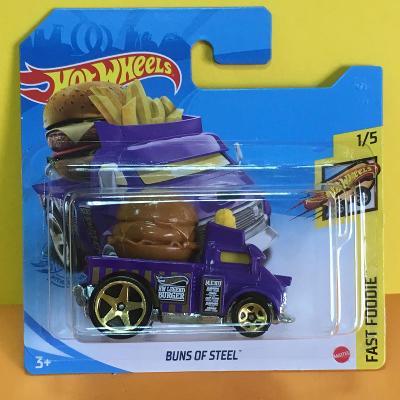 Buns of steel - Hamburger - Hot Wheels 2021 15/250 (E11-b8)
