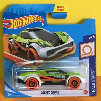 Cosmic Coupe - Track Stars - Hot Wheels 2021 135/250 (E14-b1)