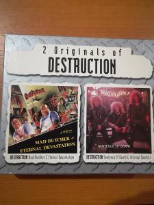 2CDDestucion-MadButcher/EternalDevastation+SentenceOfDeath/InfernalOve