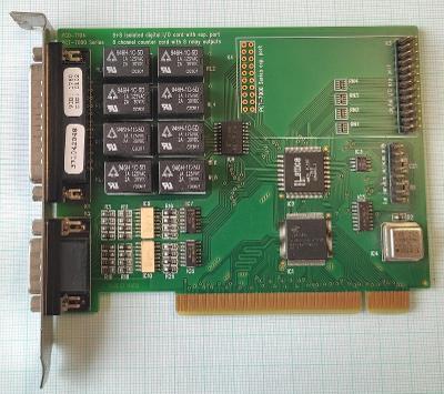 I/O Karta PCD-7104 Tedia