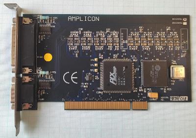 Karta Amplicon PCI247H Communications Board