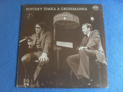 LP Miloslav Šimek - Povídky Šimka a Grossmanna 2