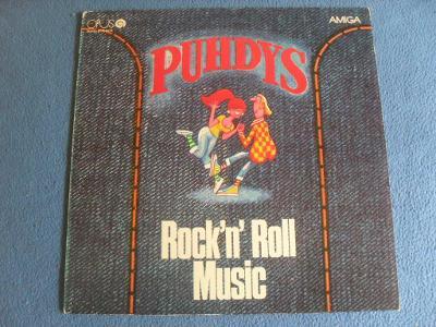 LP Puhdys - Rock'N' Roll Music