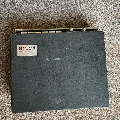 Kazetový magnetofon National Panasonic - RQ-227SD