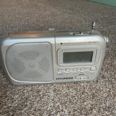 Rádio Hyundai PR 1115
