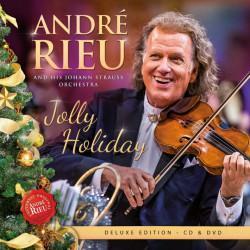 André Rieu - Jolly holiday, 1CD+1DVD (DV), 2020