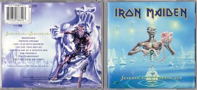 CD IRON MAIDEN - Seventh Son Of A Seventh Son (1998)