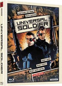 Univerzální voják - Blu-ray Digibook