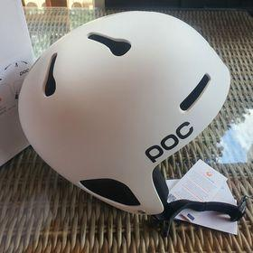 Lyžařská helma POC Auric White, vel. 55-58