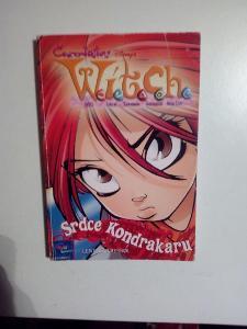 Kniha, Čarodějky Witch, Srdce Kondrakaru, zachovalý stav