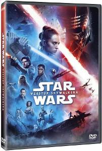 STAR WARS 9: VZESTUP SKYWALKERA (DVD)