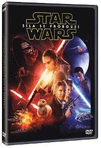 STAR WARS 7: SÍLA SE PROBOUZÍ (DVD)