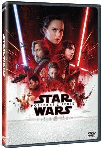 STAR WARS 8: POSLEDNÍ Z JEDIŮ (DVD)