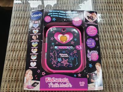 Vtech Kidi Secret Safe - Můj tajný deník FR