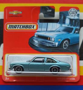Chevy Nova 1979 MB 22/100 Matchbox