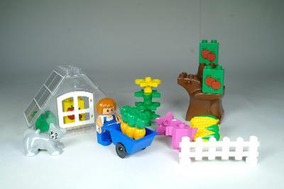 LEGO Duplo 3088 zahrada