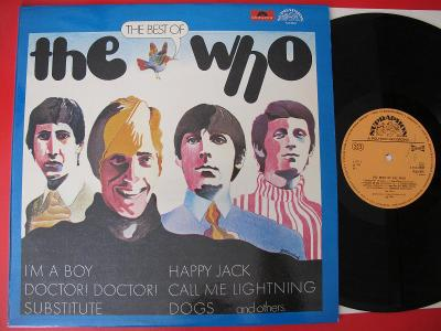lp THE WHO