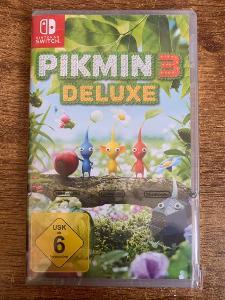 PIKMIN 3 DELUXE - NINTENDO SWITCH - NOVÁ - ZABALENÁ