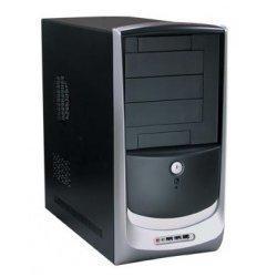 PC TRILINE 4XCORE Q6600 2.40GHZ/4GB/250GB/DVD WIN10 + RADEON HD3850