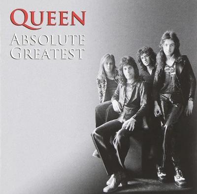 Queen - Absolute Greatest CD Freddie Mercury Brian May